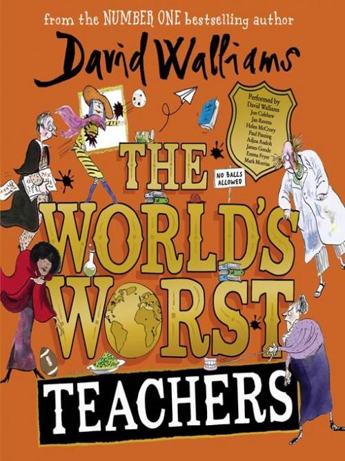 The World's Worst Teachers Cover