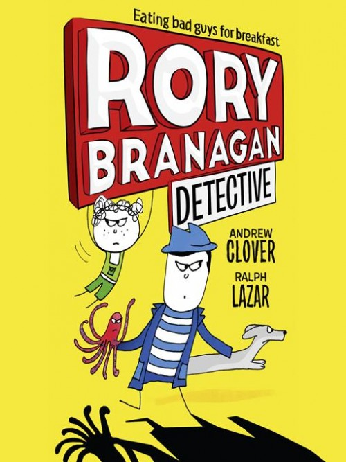Rory Branagan Detective Book 1 Cover