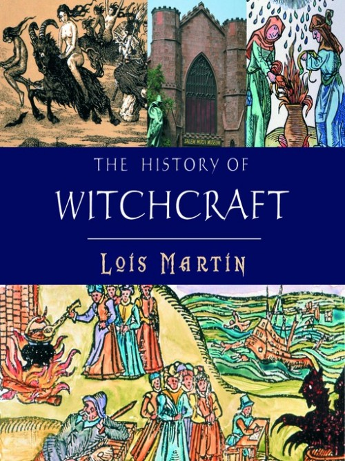 The History of Witchcraft Cover