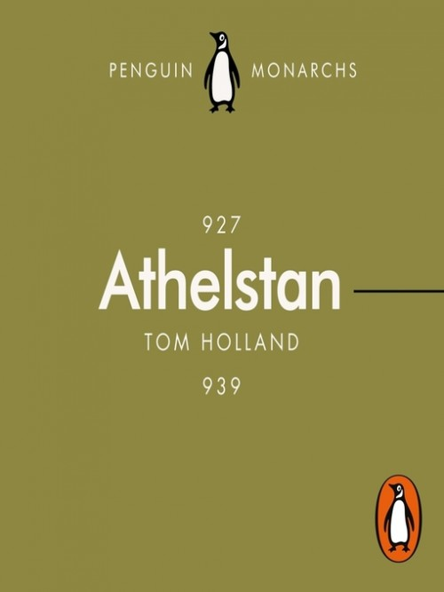 Athelstan: The Making of England Cover