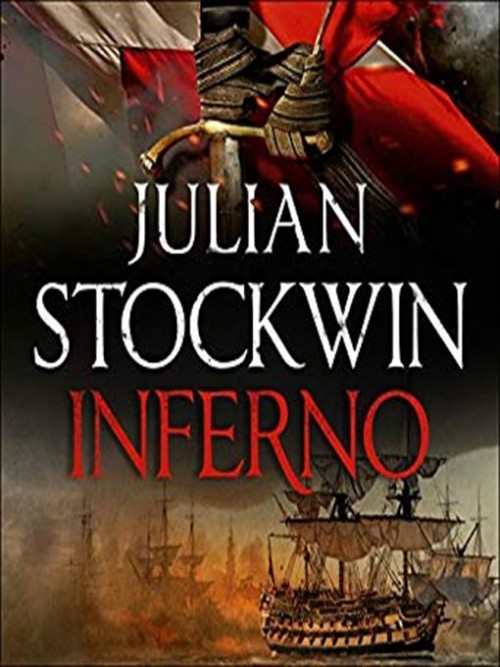 Thomas Kydd Series Book 17: Inferno Cover