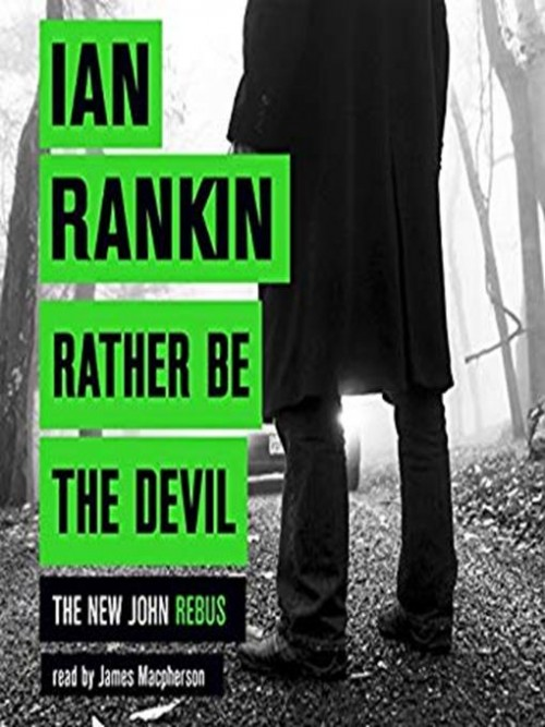 Rather Be the Devil Cover