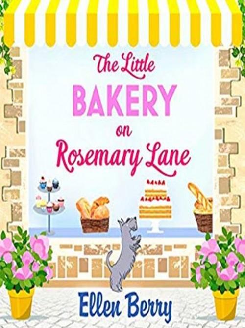 The Little Bakery On Rosemary Lane Cover