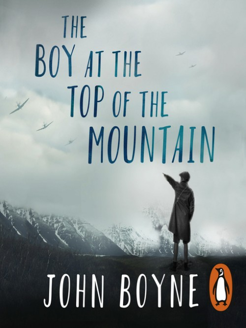 The Boy at the Top of the Mountain Cover