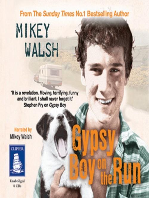 Gypsy Boy on the Run Cover