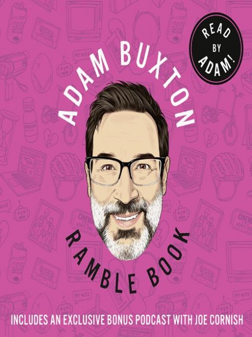 Ramble Book Cover