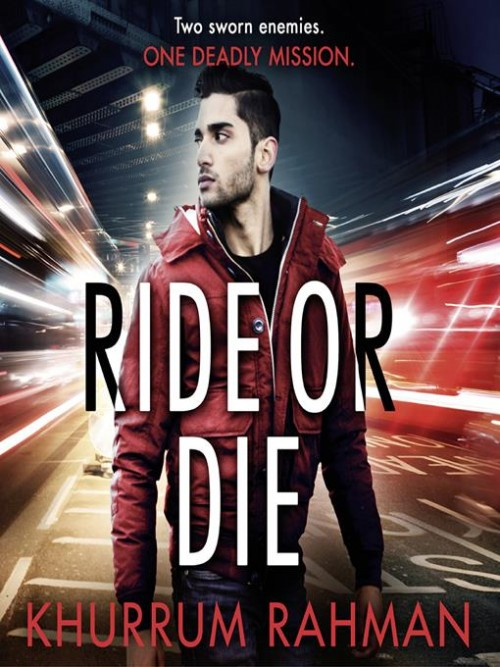 Jay Qasim Book 3: Ride or Die Cover