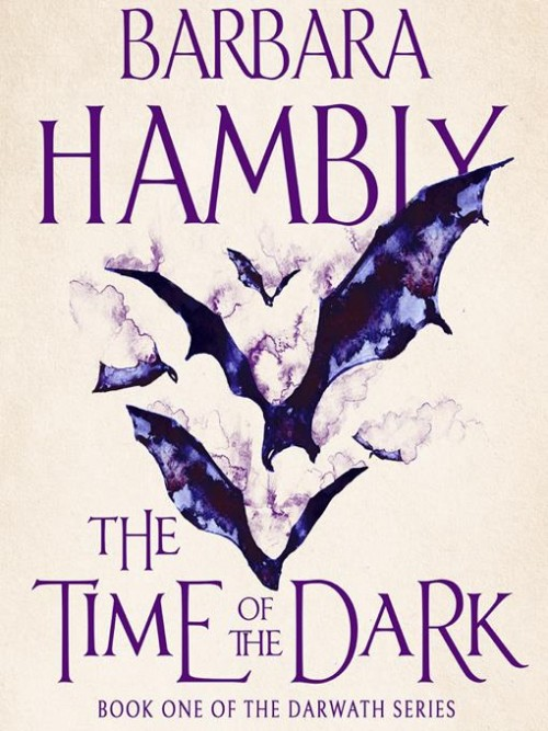 The Time of the Dark Cover