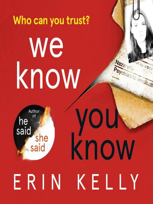 We Know You Know Cover