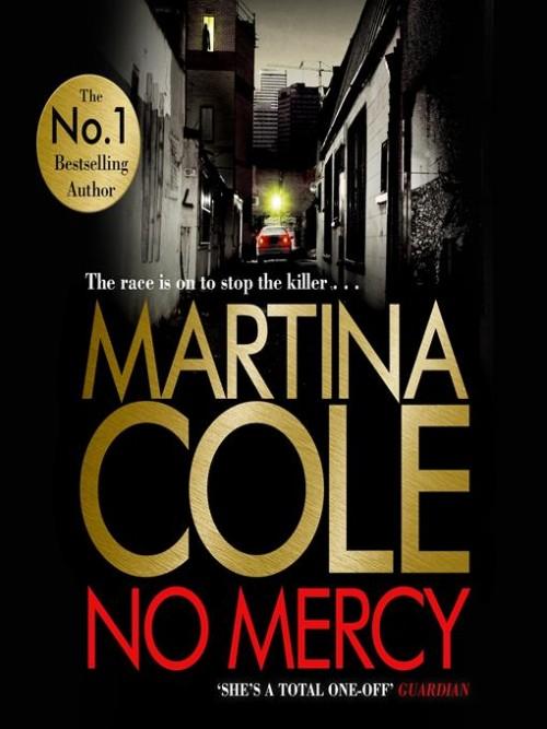 No Mercy Cover