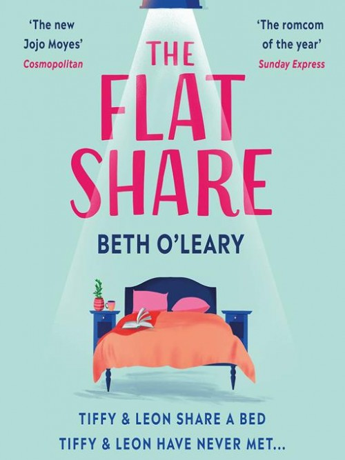 The Flat Share Cover