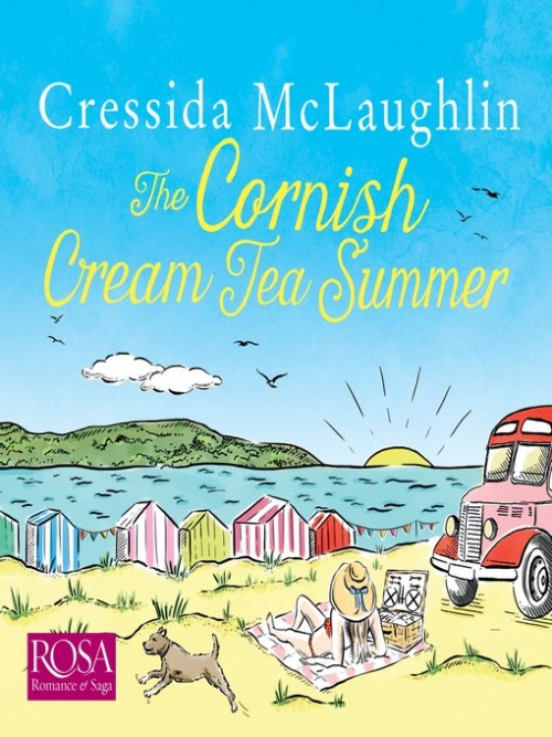 Cornish Cream Tea Series Book 2: The Cornish Cream Tea Summer Cover