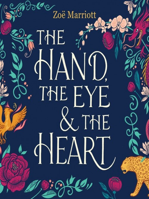 The Hand, the Eye and the Heart Cover