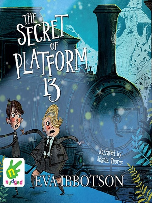 The Secret of Platform 13 Cover