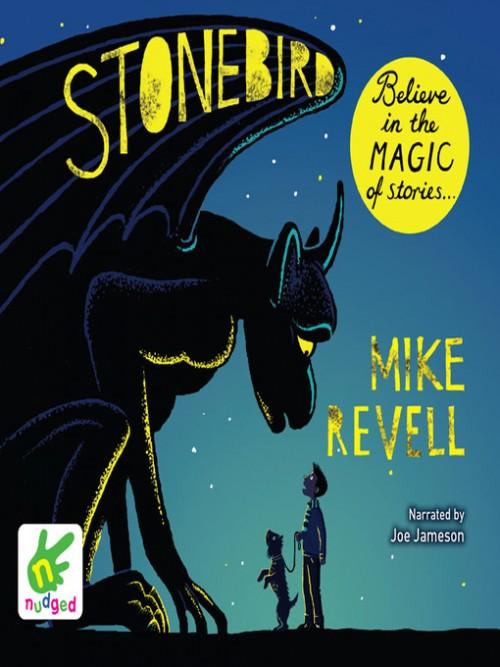 Stonebird Cover