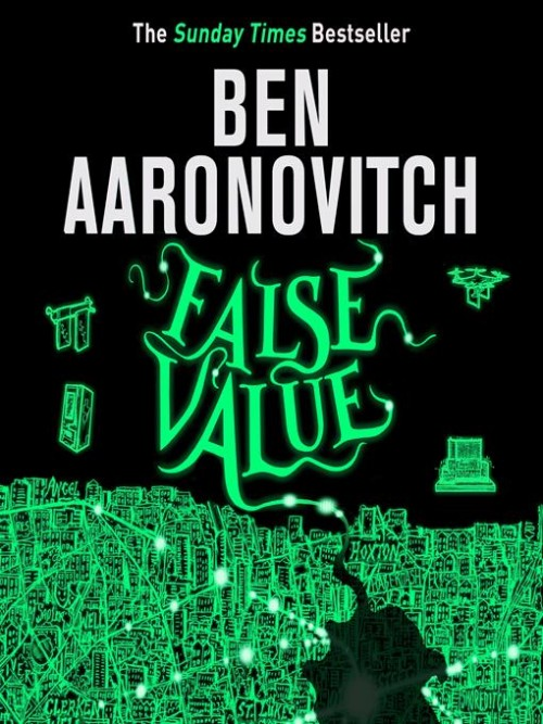 Rivers of London Book 8: False Value Cover