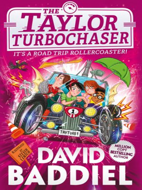 The Taylor Turbochaser Cover