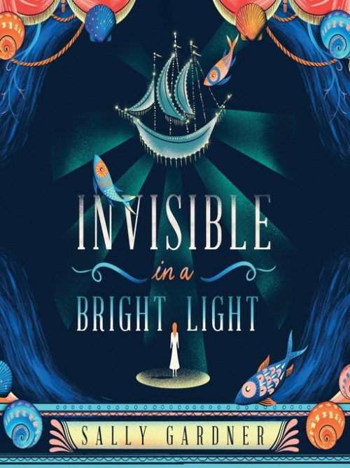 Invisible In A Bright Light Cover