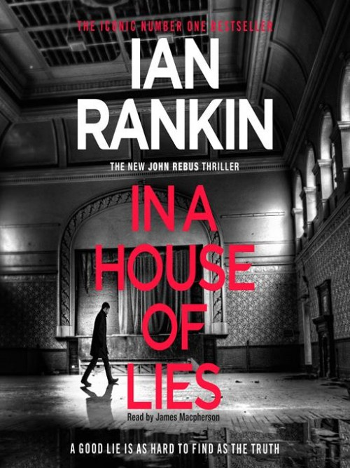 In A House of Lies Cover