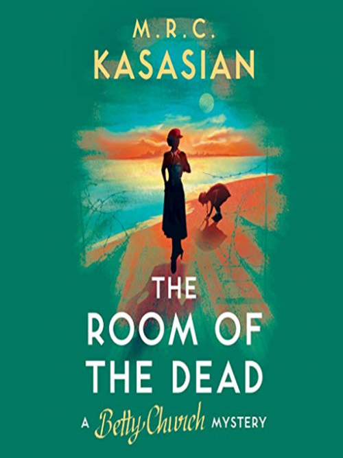A Betty Church Mystery Book 2: The Room of the Dead Cover