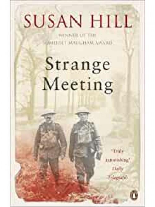 Strange Meeting Cover