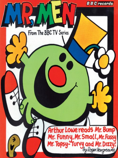 Mr Men Cover