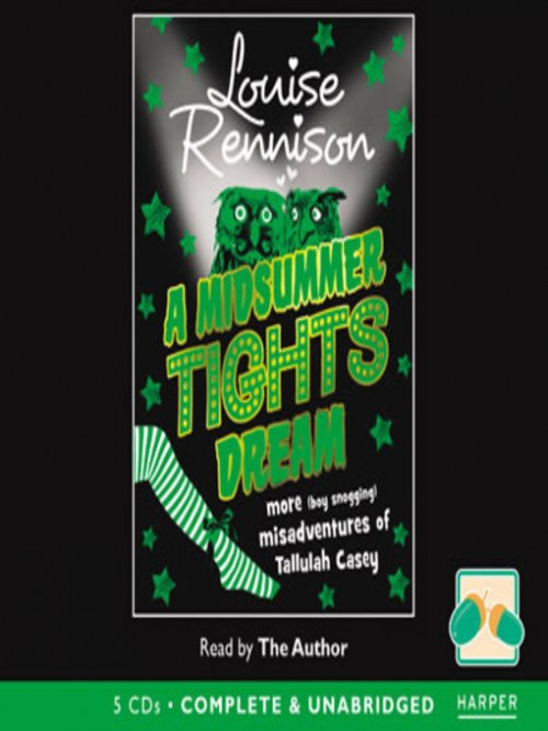 The Misadventures of Tallulah Casey, Book 2: A Midsummer Tights Dream Cover