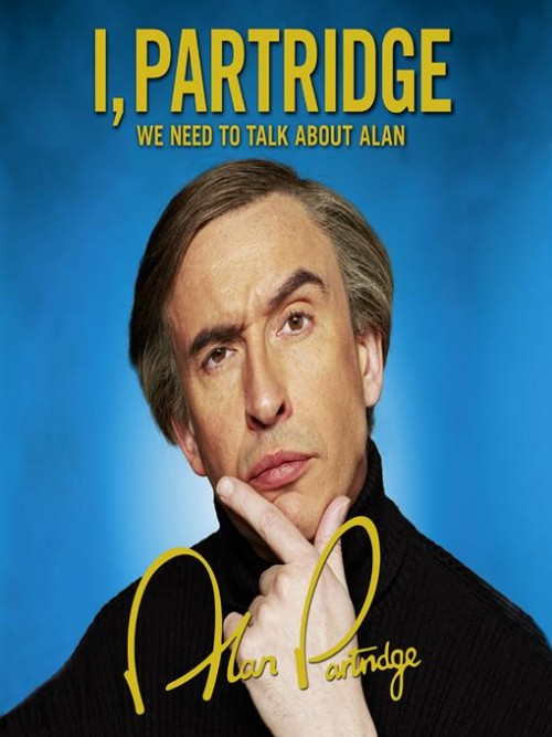 I, Partridge: We Need To Talk About Alan Cover