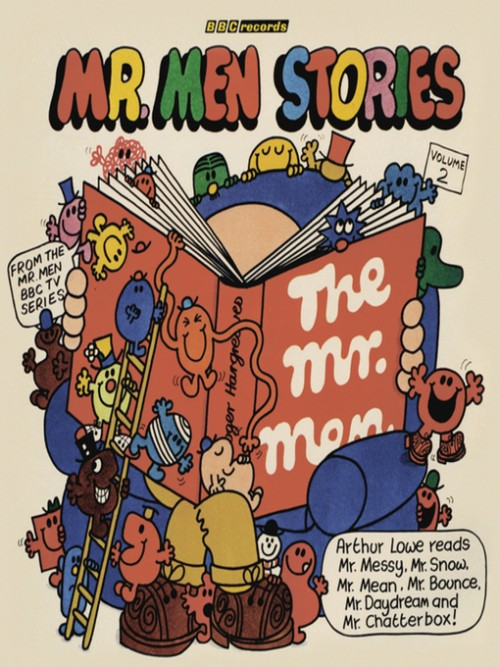 Mr Men Stories Volume 2 Cover