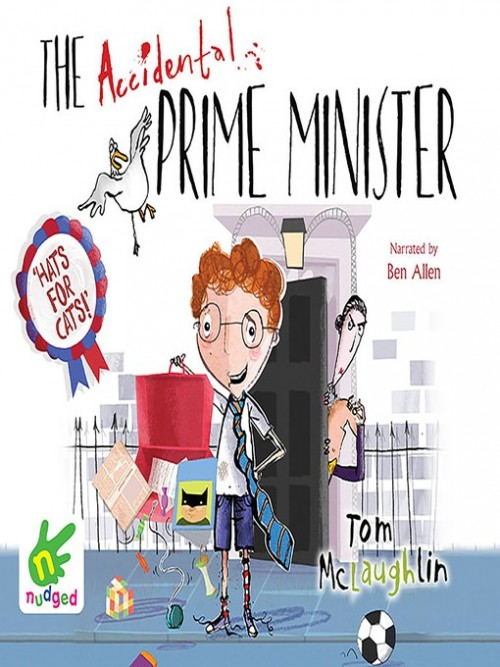 The Accidental Prime Minister Cover