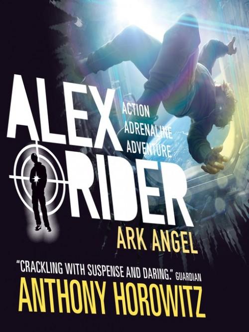 Alex Rider Book 6: Ark Angel Cover