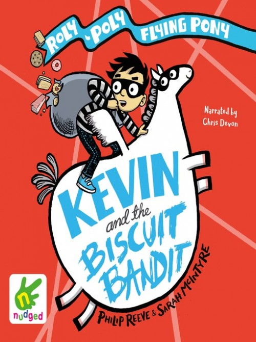 The Legend of Kevin Book 3: Kevin and the Biscuit Bandit Cover