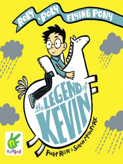 The Legend of Kevin Book 1 Cover