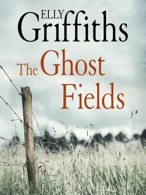 The Ghost Fields Cover
