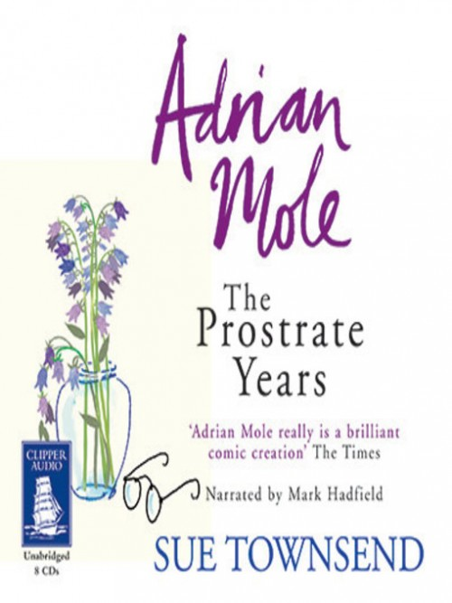 Adrian Mole: The Prostrate Years Cover