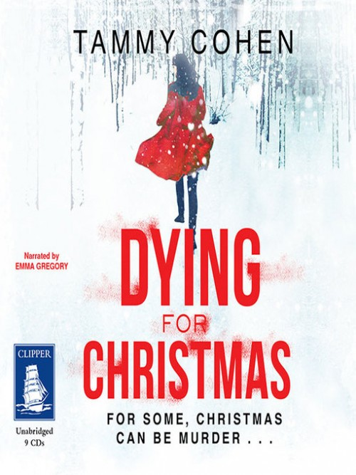 Dying For Christmas Cover