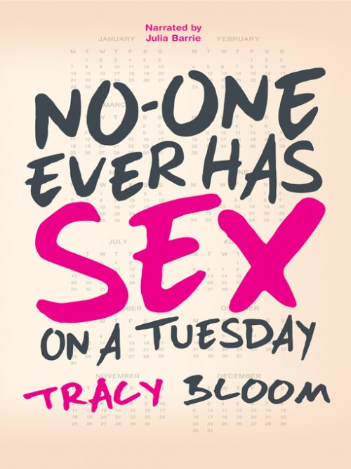 No-one Ever Has Sex on a Tuesday Cover