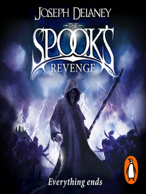 The Last Apprentice Book 13: The Spook's Revenge Cover