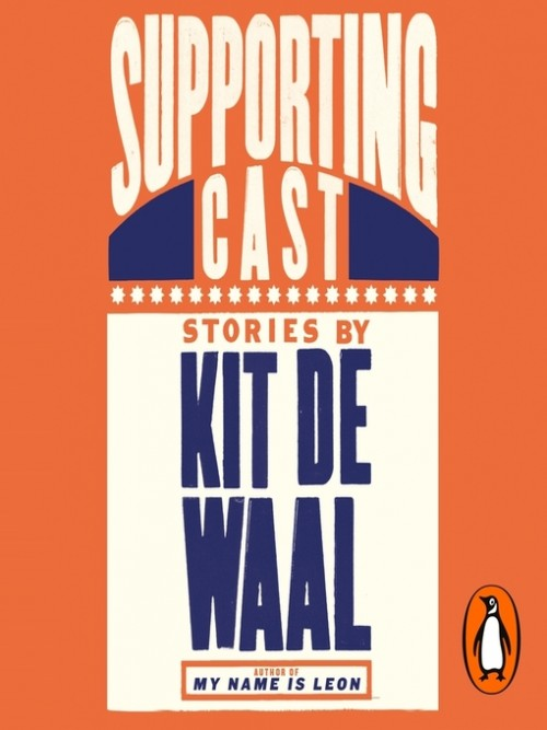 Supporting Cast Cover