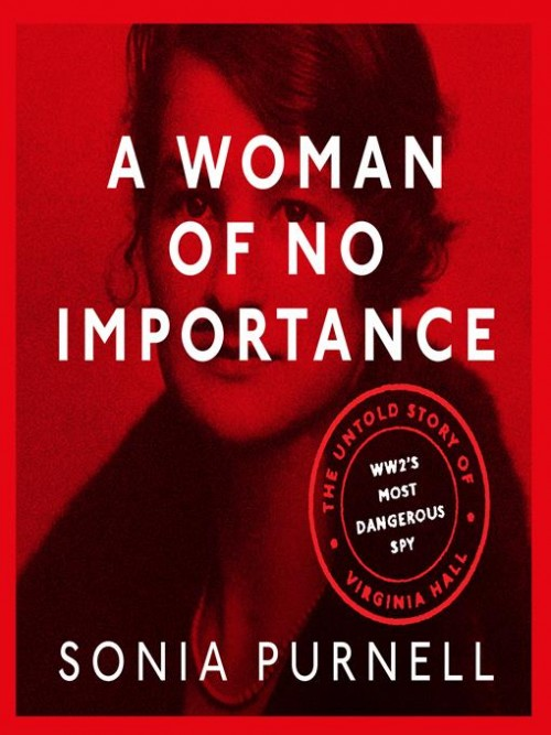 A Woman of No Importance Cover