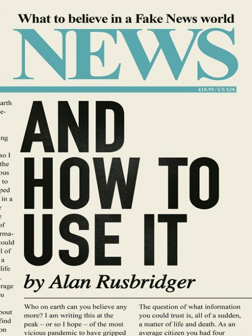 News and How to Use It Cover