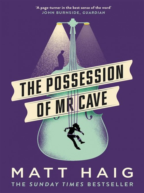 The Possession of Mr Cave Cover