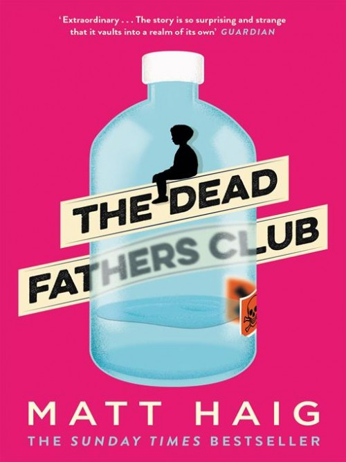 The Dead Father's Club Cover