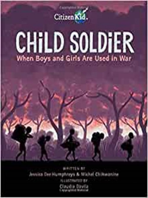 Child Soldier Cover