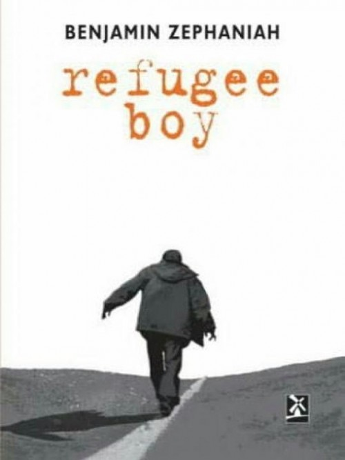 Refugee Boy Cover
