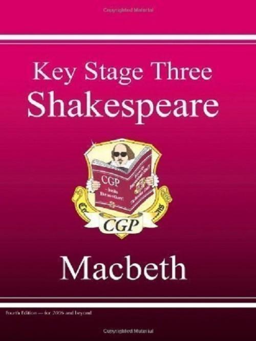Key Stage Three Shakespeare: Macbeth Cover