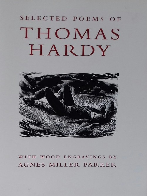 Thomas Hardy: Selected Poems Cover