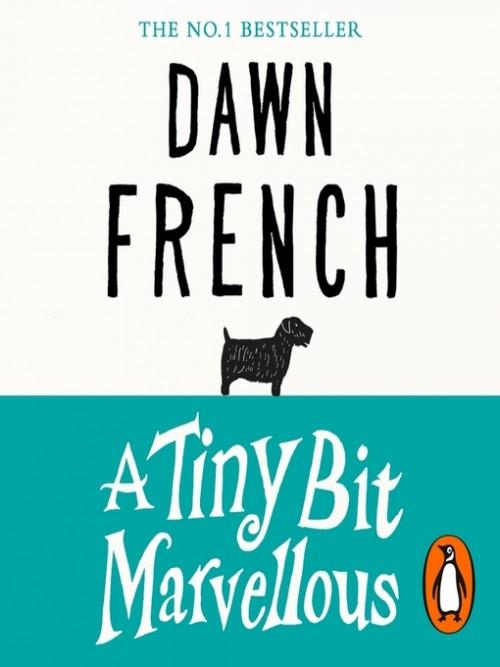A Tiny Bit Marvellous Cover