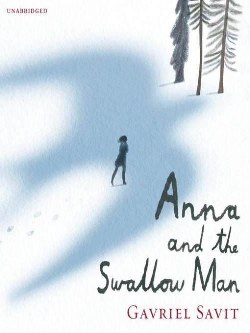 Anna and the Swallow Man Cover