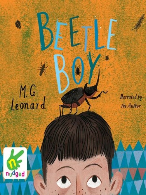 Beetle Boy Cover